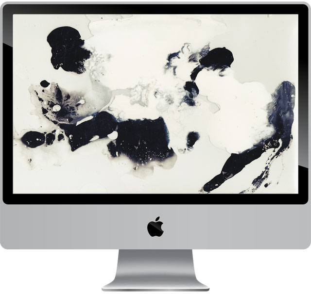 Free Apple LCD Monitor Screen Download ai file