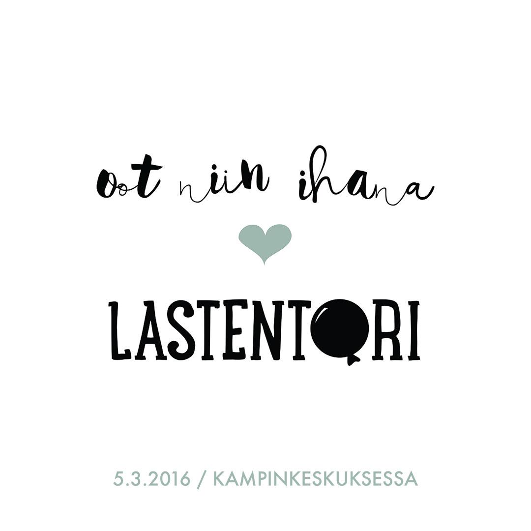 Work | Lastentorilla nähdään! | V I S U A A L I S E S T I V A A T I V A